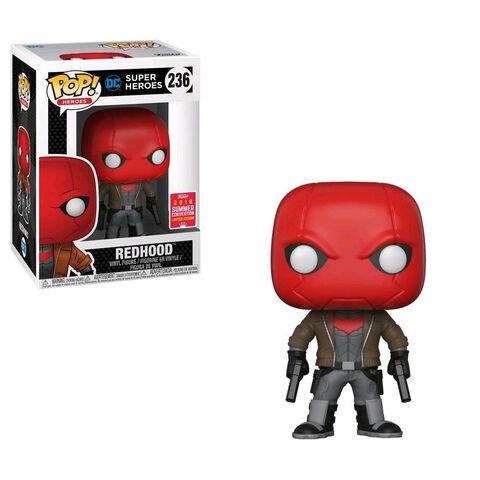 Figurine Funko Pop! N°236 - Heroes DC - Redhood SDCC 2018