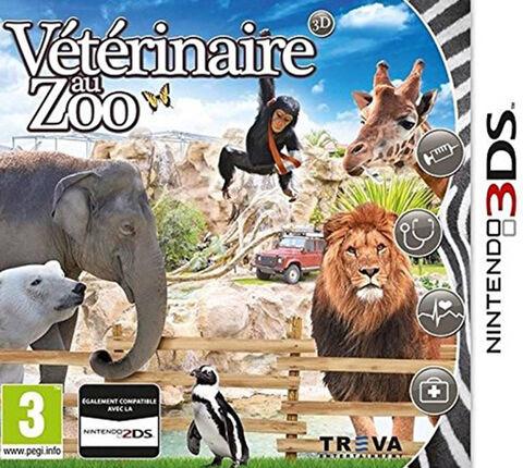 Veterinaire Au Zoo sur 3DS, tous les jeux vidéo 3DS sont chez ...