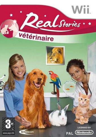 Real Stories, Vétérinaire