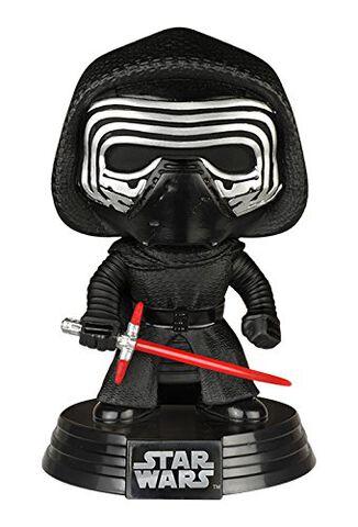 Figurine Funko Pop! N°60 - Star Wars - Épisode VII Kylo Ren