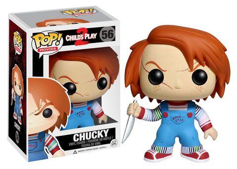 Figurine Toy Pop N°56 - Chucky
