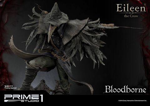 Statuette Prime 1 Studio - Bloodborne : The Old Hunters - Eileen The Crow 70 cm