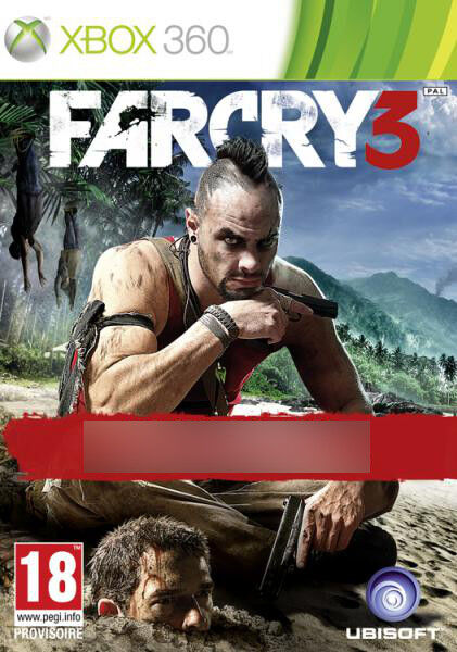 Far Cry 3 �dition sp�ciale The Lost Expeditions - Xbox 360