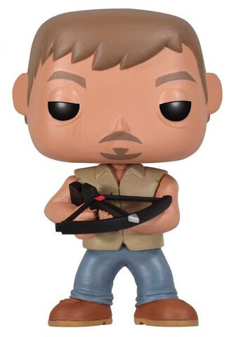 Figurine Funko Pop! N°14 - The Walking Dead - Daryl Dixon