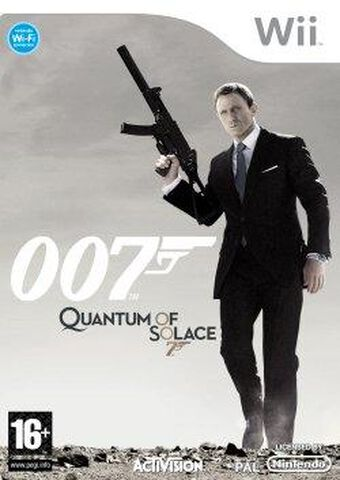 James Bond 007, Quantum Of Solace