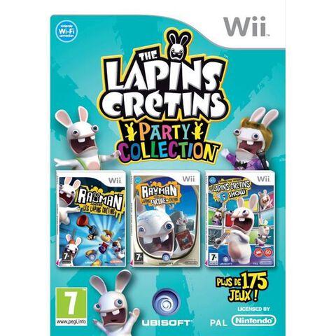 The Lapins Crétins Trilogie