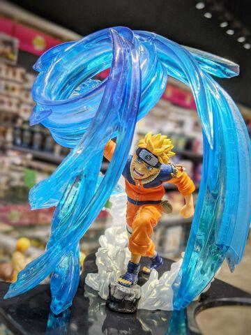 Figurine Figuarts Zero Kizuna Relation - Naruto - Naruto Rasengan