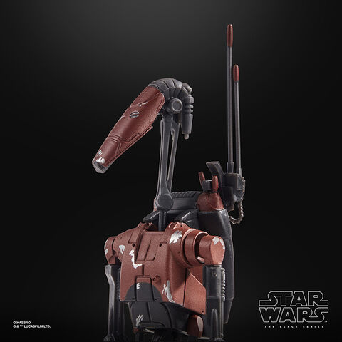 Figurine Black Series - Star Wars - Gaming Greats Bf 2 Heavy Battle Droid