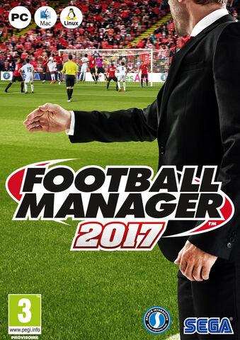 Football Manager 2017 Edition Limitée D1