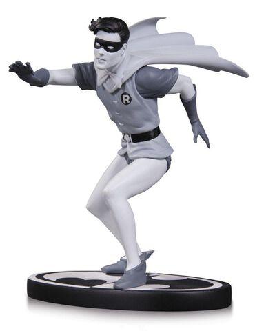 Statuette DC Collectible - Batman Black & White - Robin By Carmine Infantino 15 cm