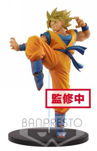 Statuette - Dragon Ball Super - Son Goku Fes - Super Sayan Goku Vol.2