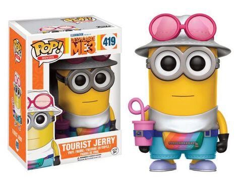 Figurine Funko Pop! N°419 - Moi Moche et Méchant - Jerry