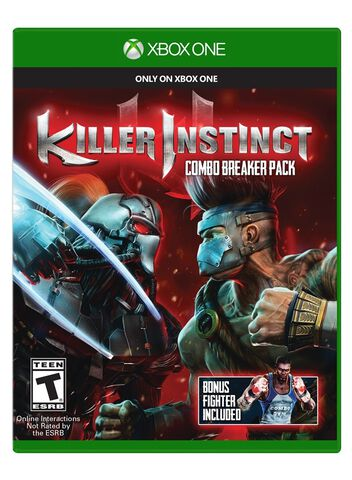 Killer Instinct - Combo Breaker
