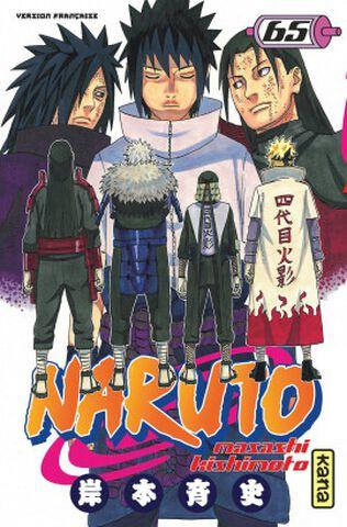 Manga - Naruto - Tome 65