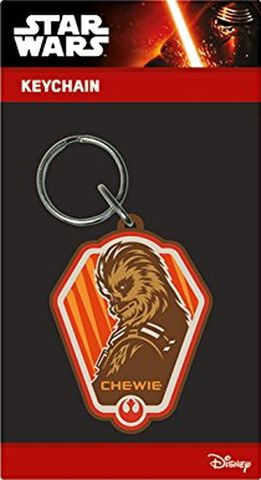 Porte-clés - Star Wars Episode VII - Chewbacca