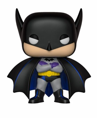 Figurine Funko Pop! N°270 - Batman 80th - Bob Kane (1ère Apparence)