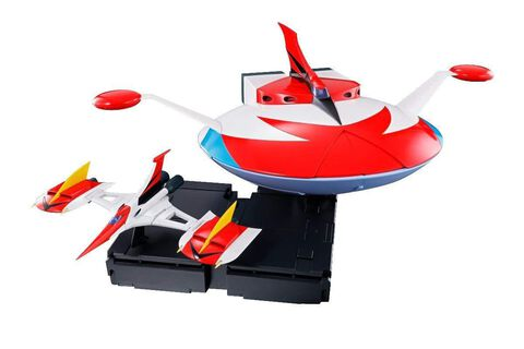 Maquette - Gx-76x Grendizer - Dc Spazer Set