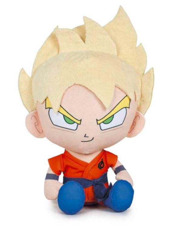Peluche - Dragon Ball Super - Goku Super Saiyan 28 cm