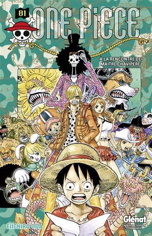Manga - One Piece - Edition Originale Tome 81