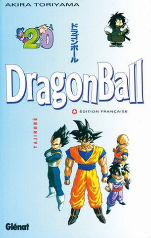 Manga - Dragon Ball - Tome 20 Yajirobe