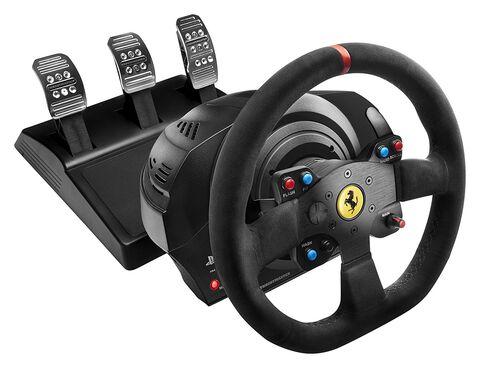 Volant T300 Ferrari Integral Rw Alcantara Ed Eu