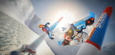 Steep X Games Edition Gold