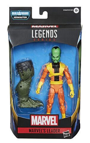 Figurine - Marvel Legends Series Gamerverse - Leader