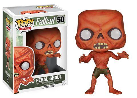 Figurine Funko Pop! N°50 - Fallout - Feral Ghoul