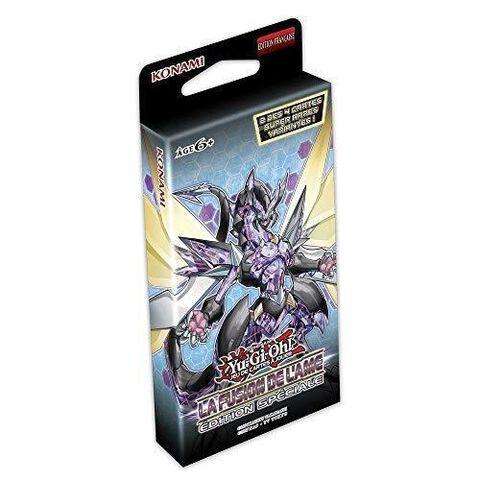 Pack Boosters - Yu-gi-oh! - Edition spéciale Fusion de L'âme