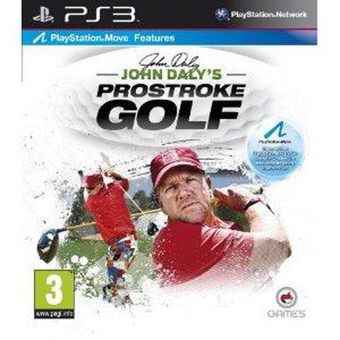 John Daly's, Prostroke Golf (move)
