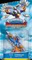 Figurine Skylanders Superchargers Stormblade