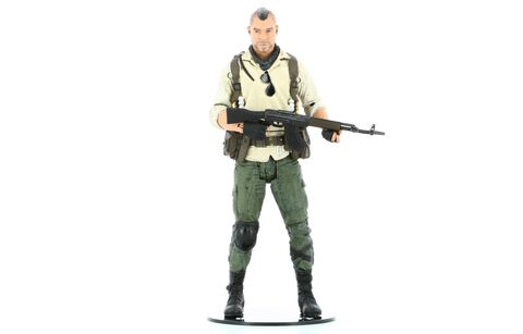 Statuette Mc Farlane - Call of Duty - John 'soap' Mactavish Incl. Dlc 18 cm