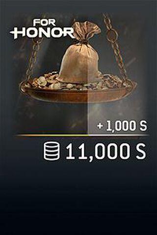 DLC - For Honor - Pack 11 000 Unités Acier