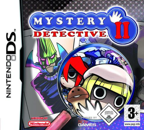 Touch  Detective 2