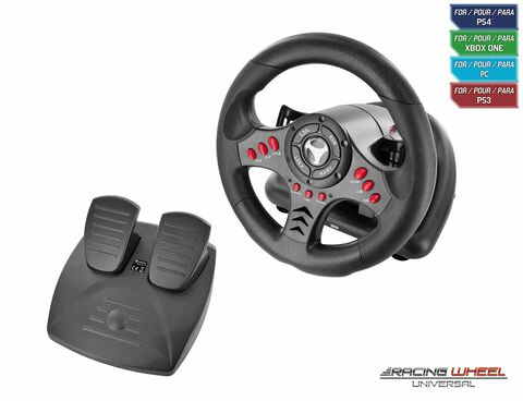 Volant Multi Racing Universal Ps4/ps3/x1/pc