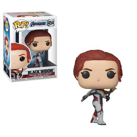 Figurine Funko Pop! N°454 - Avengers Endgame - Black Widow
