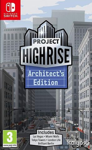 Project Highrise (exclusivite Micromania)