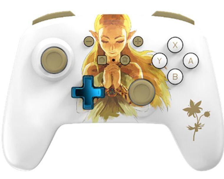 Manette Sans Fil Renforcée Nintendo Switch Zelda
