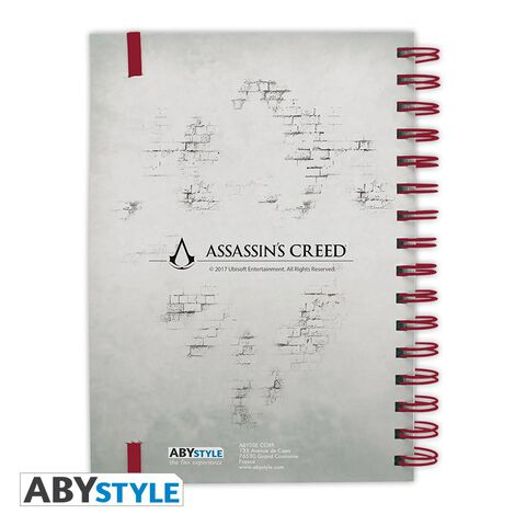 Cahier - Assassin's Creed - Legacy