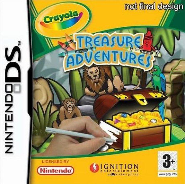 Crayola, Treasure Adventures