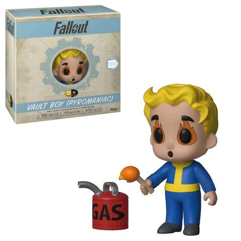 Figurine 5 Star - Fallout - S2 Vault Boy (pyromaniac)