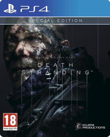 Death Stranding Edition Spéciale