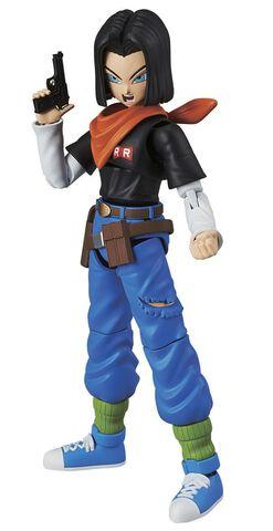 Figurine à monter Figure-rise - Dragon Ball Z - C-17