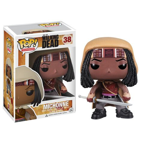 Figurine Toy Pop 307 -michonne Pop