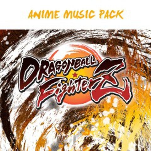 DLC - Dragon Ball FighterZ - Anime Music Pack