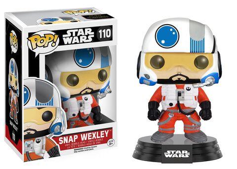 Figurine Funko Pop! N°110 - Star Wars - Snap Wexley