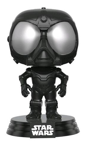 Figurine Funko Pop! N°189 - Star Wars - Death Star Droid (bk)
