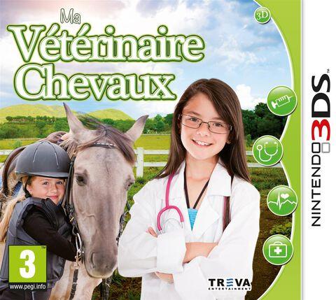 Veterinaire Aux Chevaux sur 3DS, tous les jeux vidéo 3DS sont chez ...