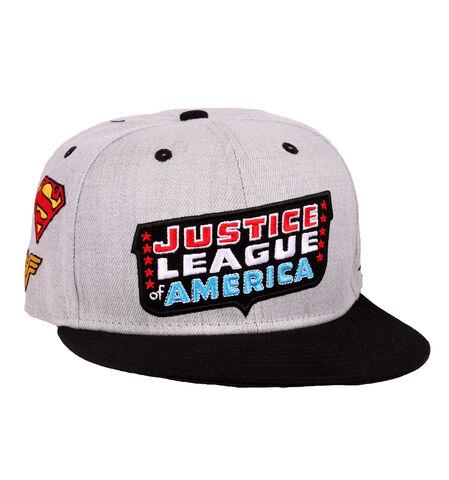 Casquette - Justice League - America Patch