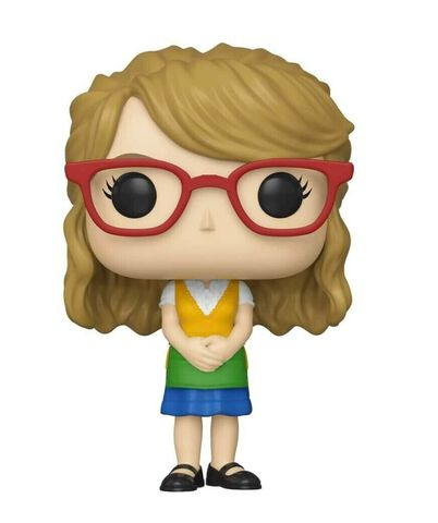 Figurine Funko Pop! N°783 - The Big Bang Theory - S2 Bernadette Rostenkowski